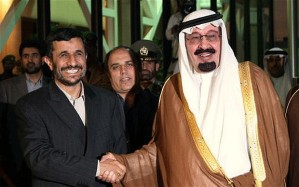 iran saudi arabia image