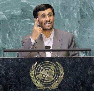 AhmadinejadattheUn