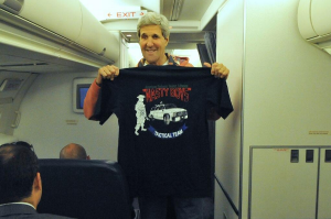 Kerry in Beirut